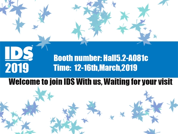 IDS Germany Dental Exhibition In 2019