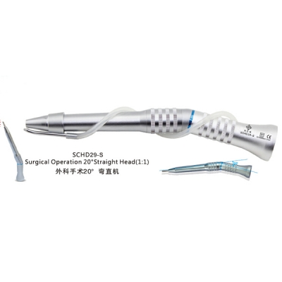 Dental Surgical Straight Head